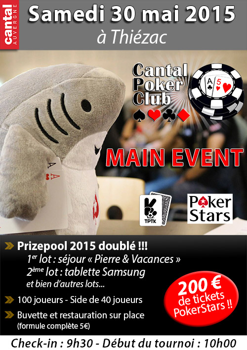 Cantal Poker Club : Main Event le 30/05/2015 !  CPC_Main_Event_2015
